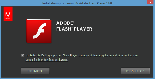adobe flash player chip online