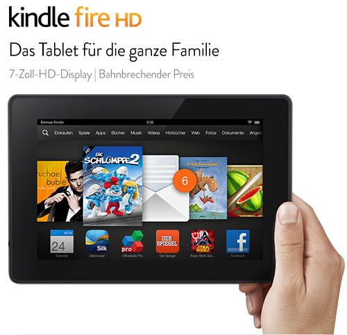 how to get google play on kindle fire hd