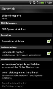 apps android installieren