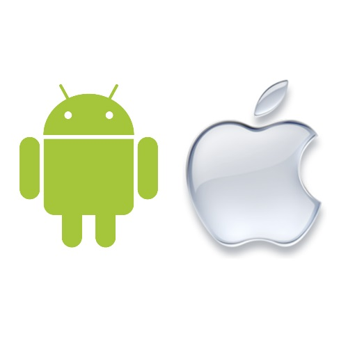 iphone oder android