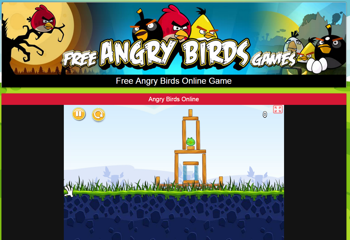 angry birds spiele online