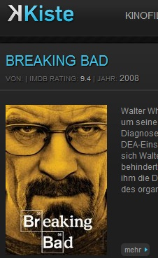 breaking bad legal schauen