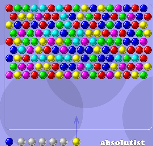 online bubble shooter spiele