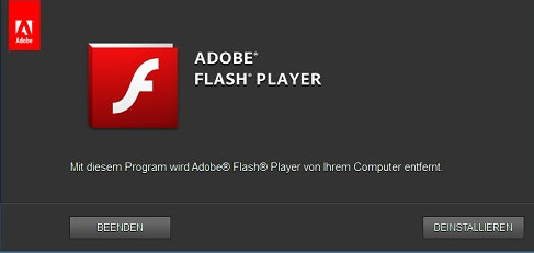 adobe flash player aktualisieren chip