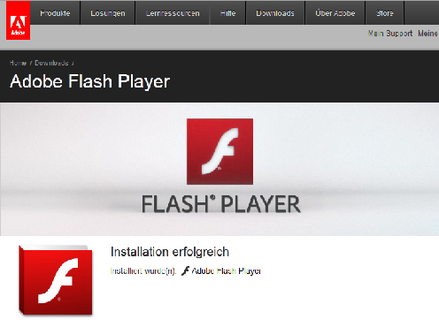 kostenlose flash player