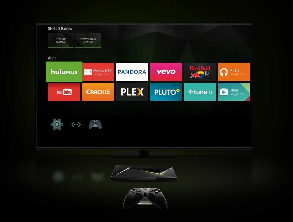 nvidia shield tv die besten apps chip. Black Bedroom Furniture Sets. Home Design Ideas