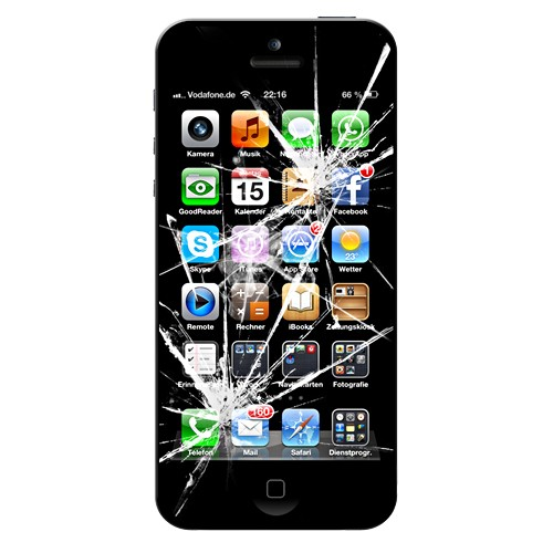 iPhone 5: Display kaputt – was tun?