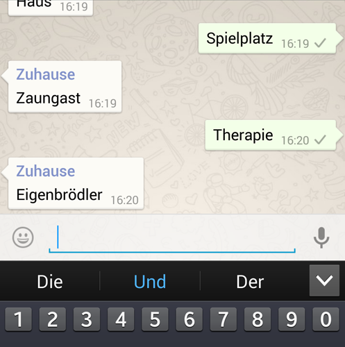 spiele chat