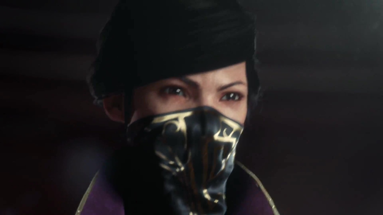Emily Kaldwin in Dishonored 2