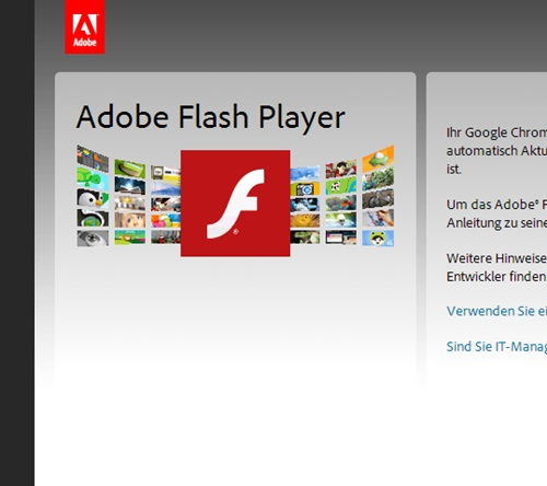 flashplayer komplett