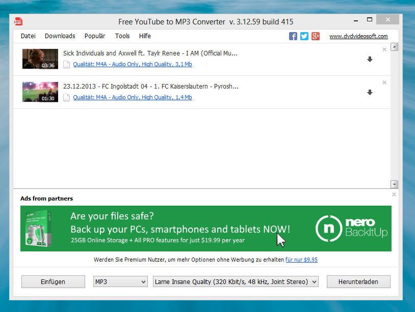 Youtube And Soundcloud Downloader Online Video Converter ...