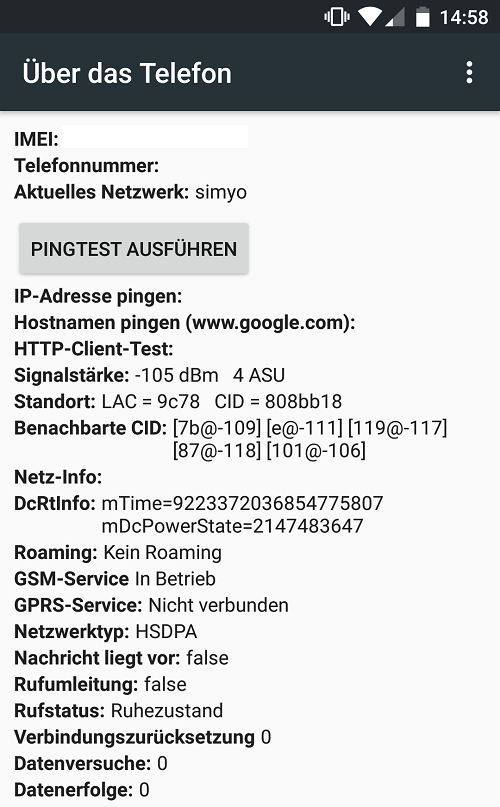 Geheime Codes: Auch bei Android