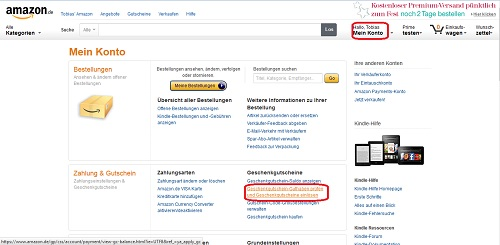 amazon mit paysafecard bezahlen so geht 39 s chip. Black Bedroom Furniture Sets. Home Design Ideas