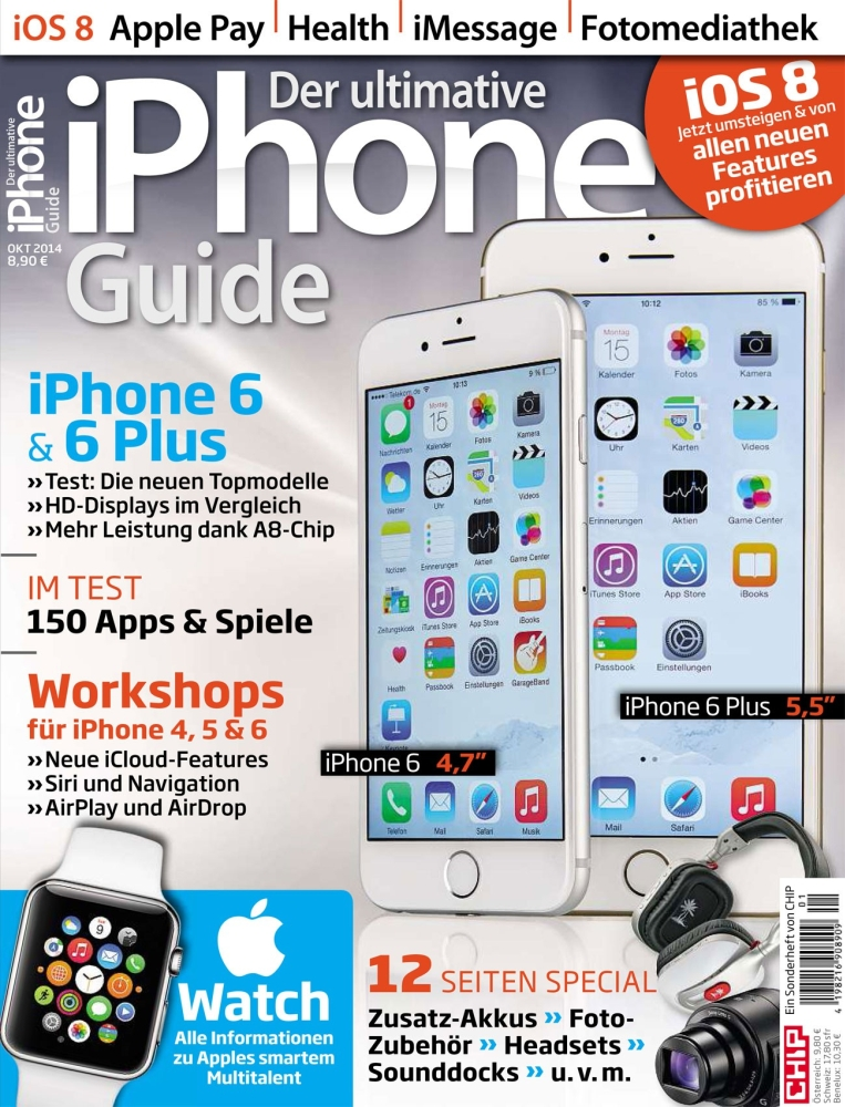 iPhone 6 - Der ultimative Guide