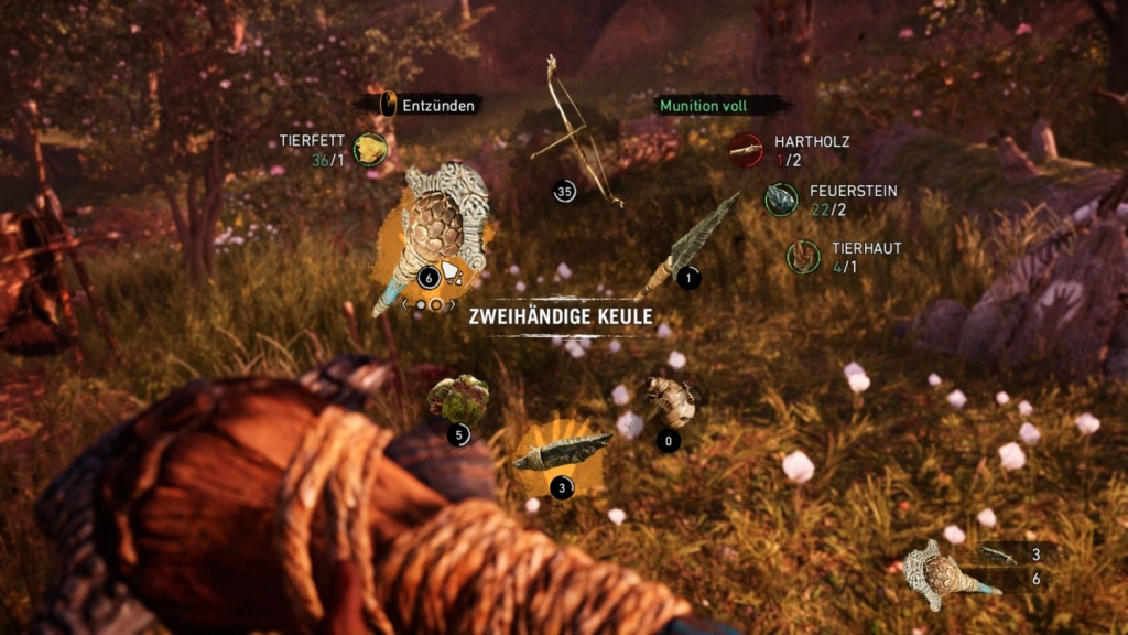 Keule in Far Cry Primal