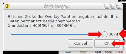 Overlay-Partition