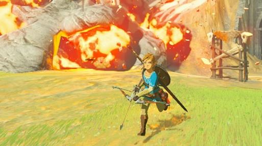 Legend of Zelda: Breath of the Wild