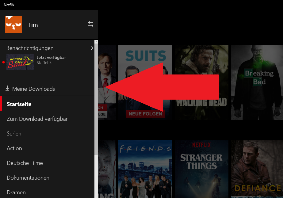 how to download netflix on pc windows 10
