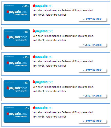 paysafe netto