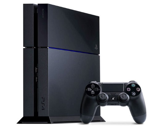 PlayStation 4 starten