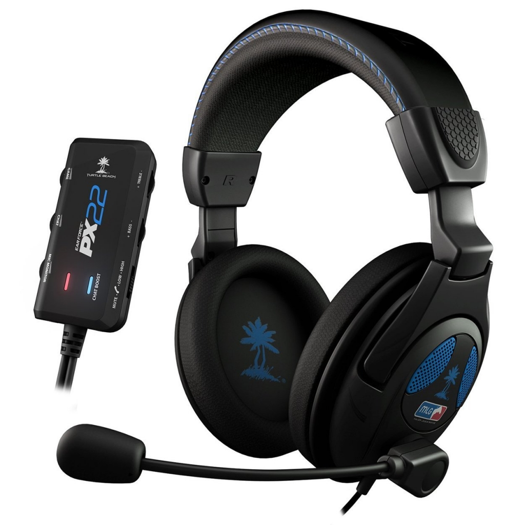 Turtle Beach Ear Force PX22: Solides Allrounder-Headset