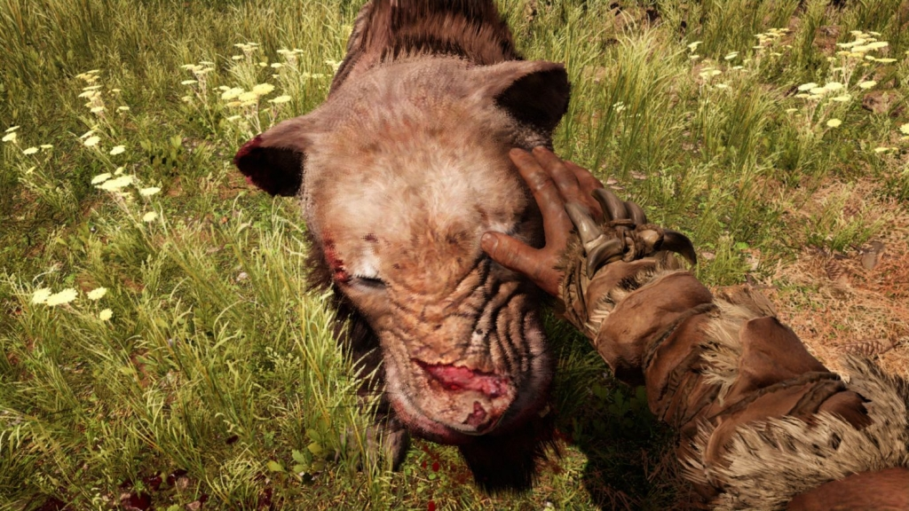 Raubtiere in Far Cry Primal