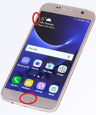 how to delete voicemail on samsung s7