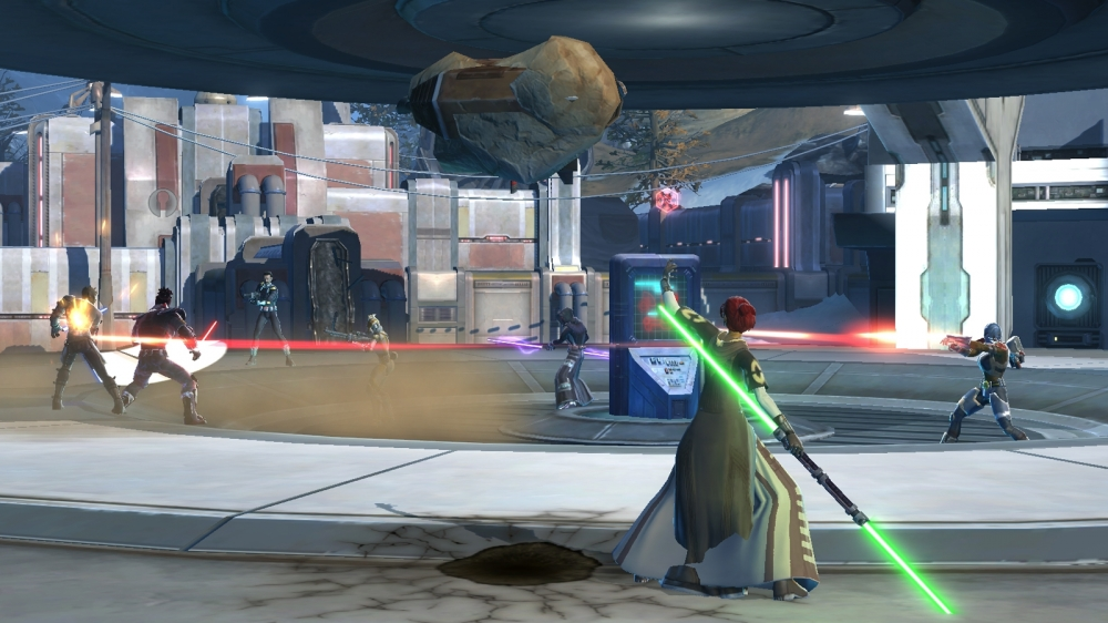 star wars the old republic spiel client