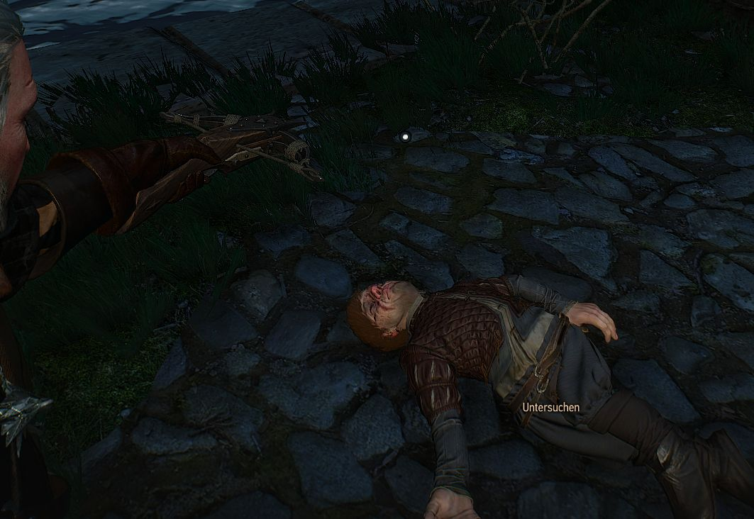 The Witcher 3 - Easter Egg #1