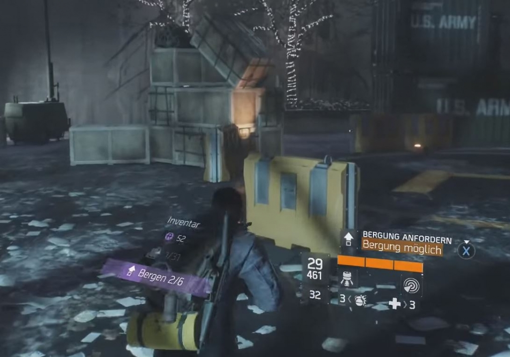 Tipp: Dark Zone in The Division
