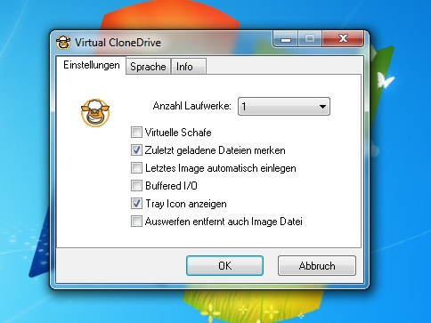 Daemon Tools Virtual Clone Drive