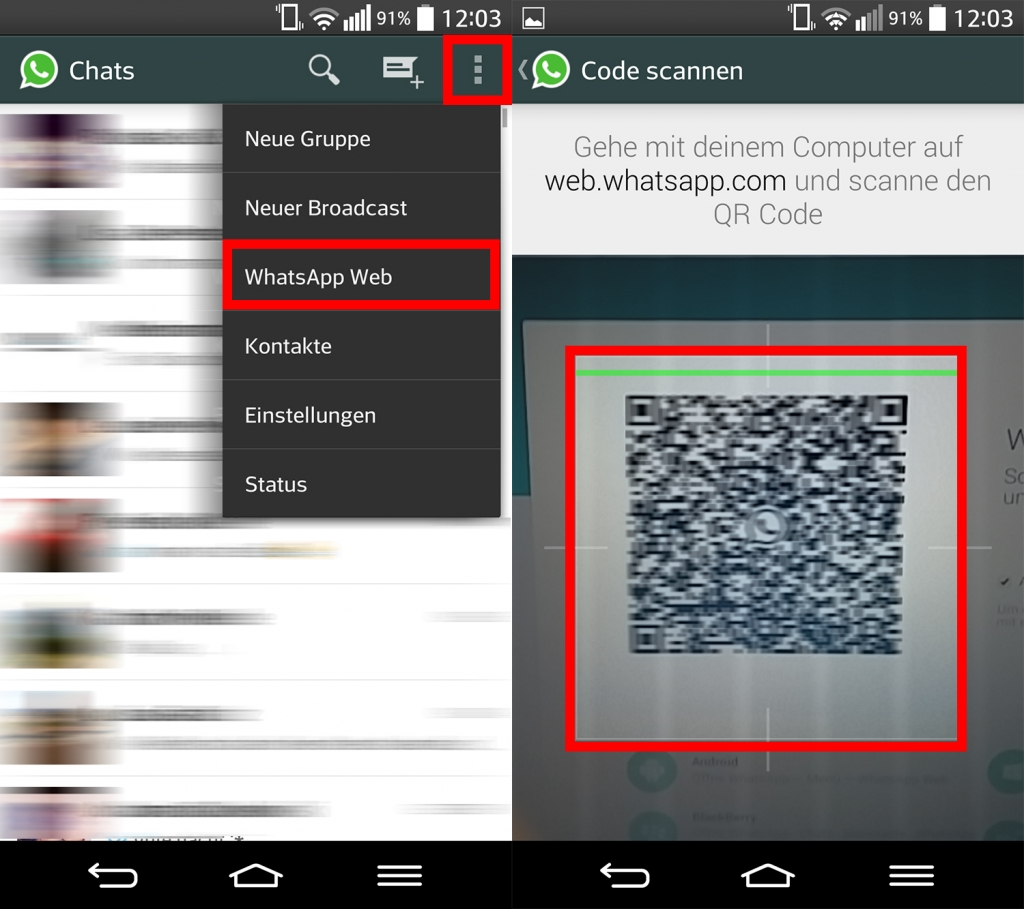 whatsapp für tablet download chip