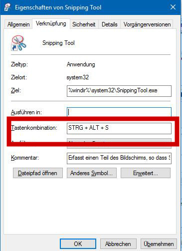 snipping tool chip