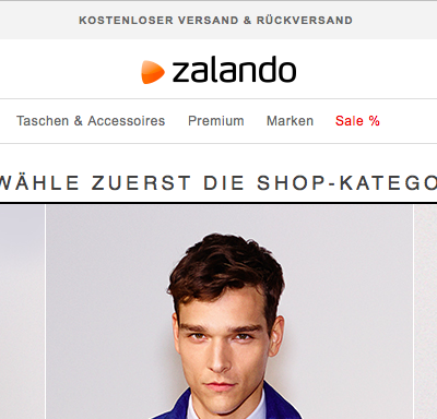 zalando online shop ware umtauschen so geht 39 s chip. Black Bedroom Furniture Sets. Home Design Ideas