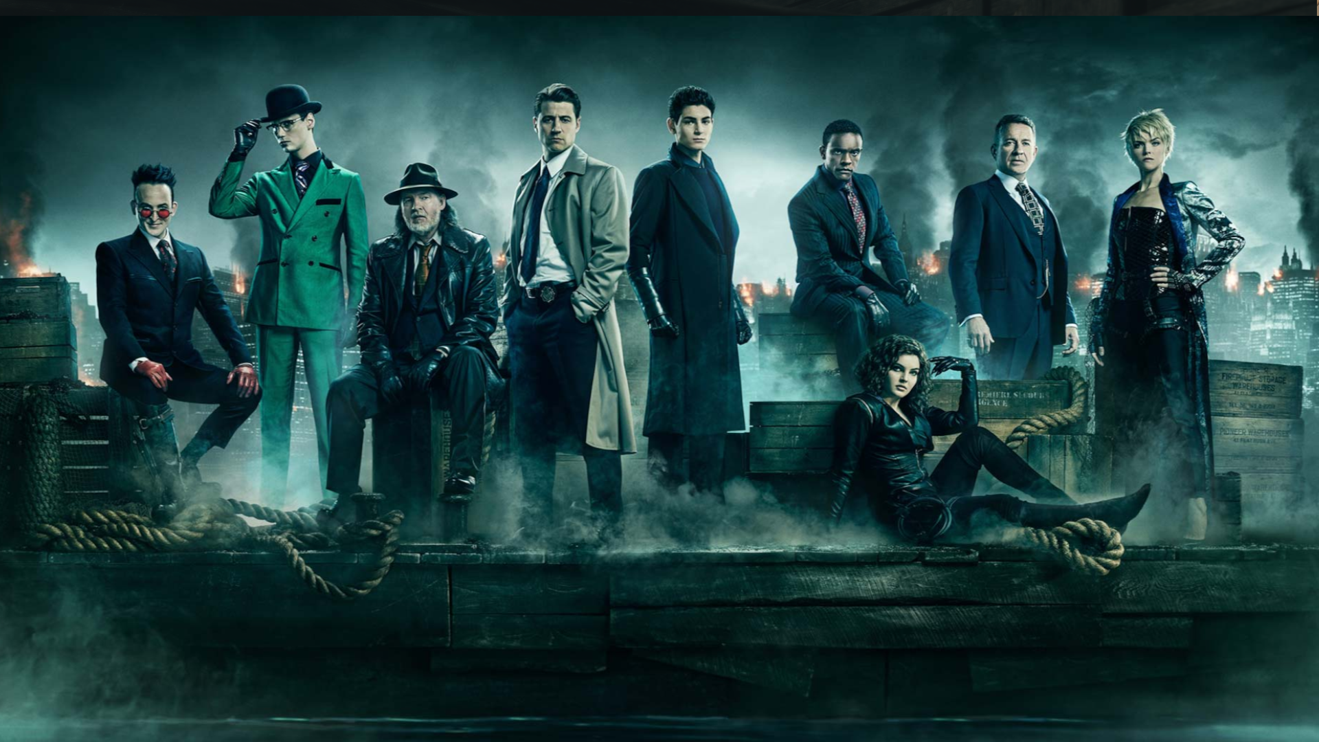Gotham Staffel 3 Serienstream