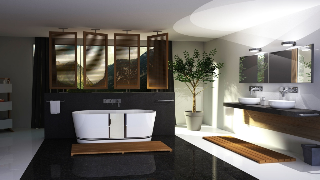 badewanne mit t r gute modelle im vergleich. Black Bedroom Furniture Sets. Home Design Ideas