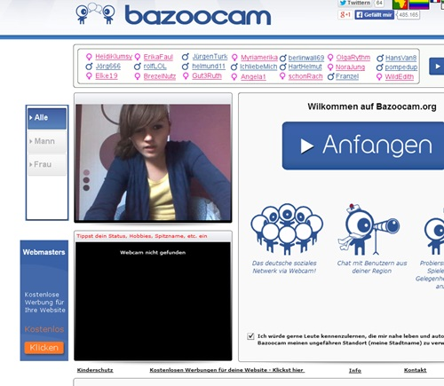 Omegle chat gratis