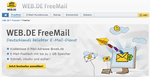 Freemail ded