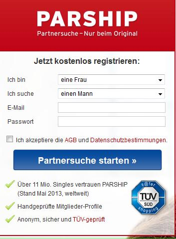 Internet partnersuche