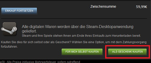 amazon gutschein in steam guthaben